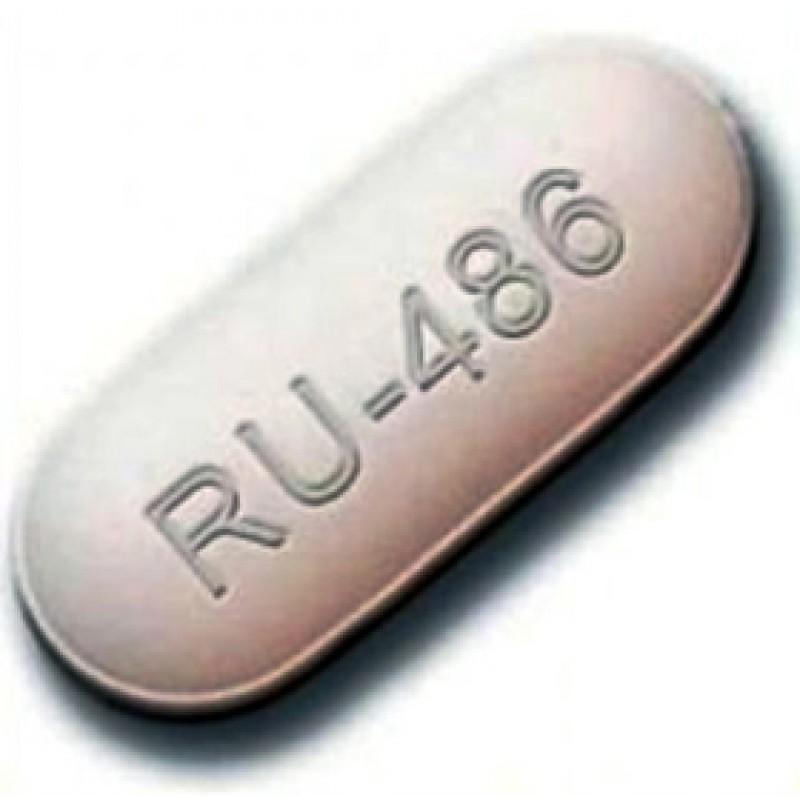 RU-486 pill