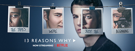 Netflix Removes Suicide Scene From 13 Reasons Why Following Spike